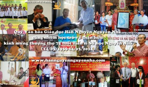 Buổi ra mắt cổng thông tin www.hannguyennguyennha.com