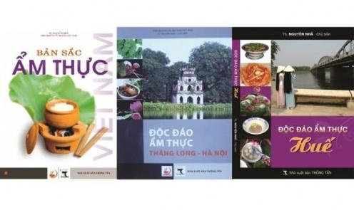 Giới thiệu Tủ sách Bếp Việt